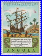Angola 1972. ~  YT 577* - Débarquement Des Missionaires - Angola