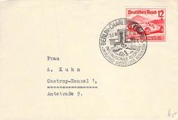 SST Berlin-Charlottenburg 5.3.39 Berlin - Castrop-Rauxel - Deutschland