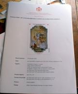 SMOM 2020, ANNIVERSARIO GIANBATTISTA TIEPOLO OFFICIAL ORDER ISSUE - Malta (la Orden De)