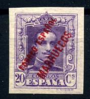 Tánger Nº 21s. Año 1923/30 - Non Classificati