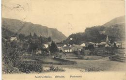 SALM - CHÂTEAU : Panorama - 1924 - Vielsalm