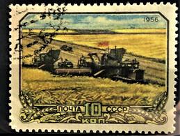 USSR 1956 - Canceled - Zag# 1847 - Gebraucht