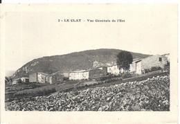 LE CLAT. VUE GENERALE DE L' EST - Otros Municipios