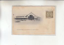 WINKEL-MAATSCHAPPIJ V,H BAUMER -PADANG-PONDOK  1900 - Indonésie