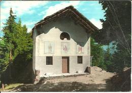Torgnon (Aosta) Cappella Di San Pantaleon, Chapelle, Chapel - Aosta