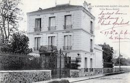 LA VARENNE SAINT HILAIRE - Villa Beau-Soleil - Saint Maur Des Fosses