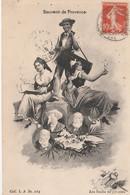N°5941 R -cpa Souvenir De Provence - Gruss Aus.../ Grüsse Aus...
