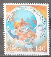 Liechtenstein 2010 - Europa - Childrens' Books - MNH As Scan - 1 Stamp - Unused Stamps