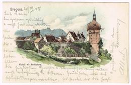 BREGENZ 1905 E. Felle-Litho - Bregenz