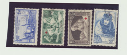 458/459/460/461  Oblit - Used Stamps