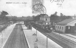 BRUNOY La Gare - Brunoy