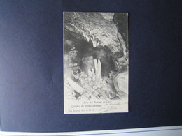 AYWAILLE - GROTTES DE REMOUCHAMPS / SALLE DES POMMES DE TERRE (1903) - NELS - Aywaille