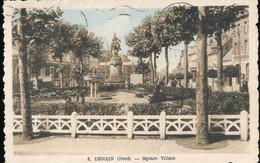 59 -- Denain -- Square Villars - Denain
