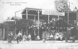 ANTONY Maison RUDNAI Route D 'Orleans - Antony