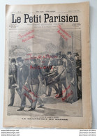 1899 L'AFFAIRE DREYFUS L'ATTENTAT CONTRE M. LABORI AVOCATS DE DREYFUS - RUE CHABROL MAISON ASSIÉGÉE - Magazines - Before 1900