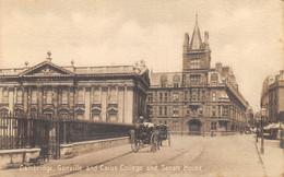 Cambridge, Gonville And Caius College And Senate House - Cambridge