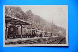 Dinant: Train En Gare De Dinant - Dinant