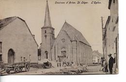 Env D'ARLON - SAINT LEGER - L'Eglise - Saint-Leger
