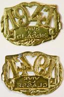 Militaria_divers_insignes Vive La Classe 1941_20-23 - Army
