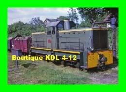 AL 421 - Train - Loco BB N° 402 En Gare - LE LONZAC - Corrèze 19 - POC - Other Municipalities
