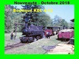 AL 535 - Train, Loco 020+020 T N°104 En Gare - PANDRIGNES SAINT-PAUL - Corrèze - POC - Other Municipalities