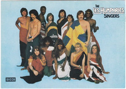 Gf. THE LES HUMPHRIES SINGERS. Decca - Cantantes Y Músicos