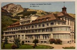 GRUYERE: LES SCIERNES/HAUTE-GRUYERE: LE ROSAIRE - FR Fribourg