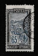 MADAGASCAR YT 141 Oblitéré - Gebraucht