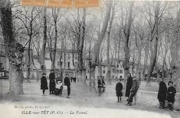 66)    ILLE Sur  TET  -  Le Foirail - Altri Comuni