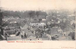 Panorama Vers Le Faubourg De Tournai - Kortrijk - Courtrai - Kortrijk