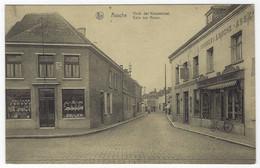 Z02 - Assche - Hoek Der Nieuwstraat / Coin Rue Neuve - Asse