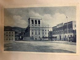 Italia Terni Piazza Cornelio Tacito Viaggiata 1941. - Terni