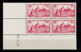 Coin Daté - YV 290 N** Le Puy En Velay Du 15.1.37 - 1930-1939