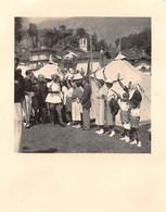 """1491 """"FOTO -IL FEDERALE GAZZONI ALLA FESTA DI FORNO ALPI GRAIE 1938 XVI"""" - Africa"""