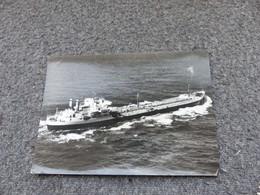 1047 - CPSM , Compagnie Navale Des Pétroles , Pétrolier ALTAÏR , 1959 - Petroleros
