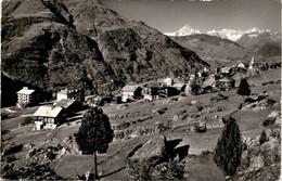 Grächen (7609) * 1958 - Phot. Gyger - VS Valais