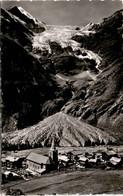 Randa Mit Weisshorn U. Bisgletscher (6120) * 25. 4. 1952 - Phot. Gyger - VS Valais