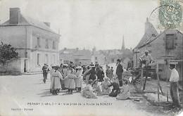 37 - Indre Et Loire - PERNAY - Vue Prise De La Route De Sonzay - - Autres Communes