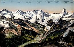 Zermatt (858) - VS Valais