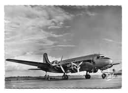 AVIATION : Douglas DC 4 Skymaster – Vue Intérieure N° 3285 - 1946-....: Modern Tijdperk