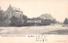 Boulevard Du Midi Prolongé -  Courtrai - Kortrijk - Kortrijk