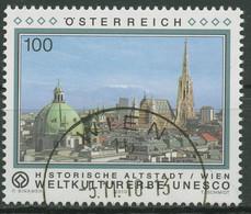 Österreich 2010 UNESCO Welterbe Altstadt Wien 2901 Gestempelt - 2001-10 Usati