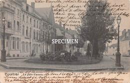 La Place D'Armes -  Courtrai - Kortrijk - Kortrijk