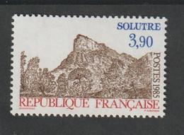 TIMBRE - 1985 - N° 2388 - Série Touristique , Soluté  -  Neuf Sans Charnière - Nuovi