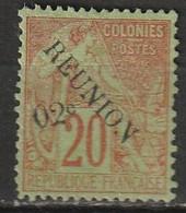 Réunion N° 29 * - Ongebruikt