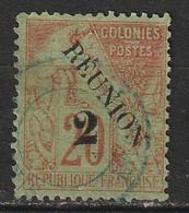 Réunion N° 31a Type II - Gebruikt