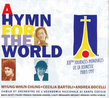 CD A Hymn For The World - Canzoni Di Natale
