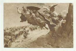 REDENZIONE ILLUSTRATORE MASTROIANNI 1919 VIAGGIATA FP - Mastroianni