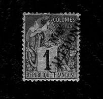 NOUVELLE-CALEDONIE -  1 C - Unused Stamps