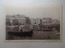 ITALIE,  NAPOLI,   S. LUCIA E GRANDI ALBERGHI,  CARTOLINA POSTALE  (095) - Napoli (Naples)